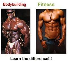 Fitness ou bodybuilding